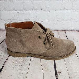 Lucky Brand Chukka Boots Womens 8 EU 38 Shoes